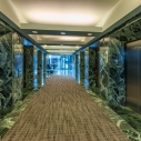 Riverview Tower - hallway